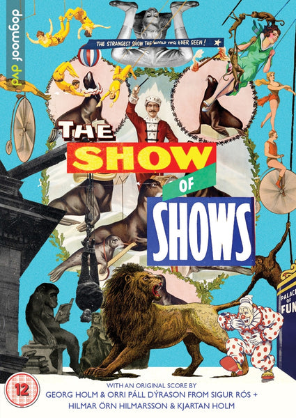 Show of Shows DVD