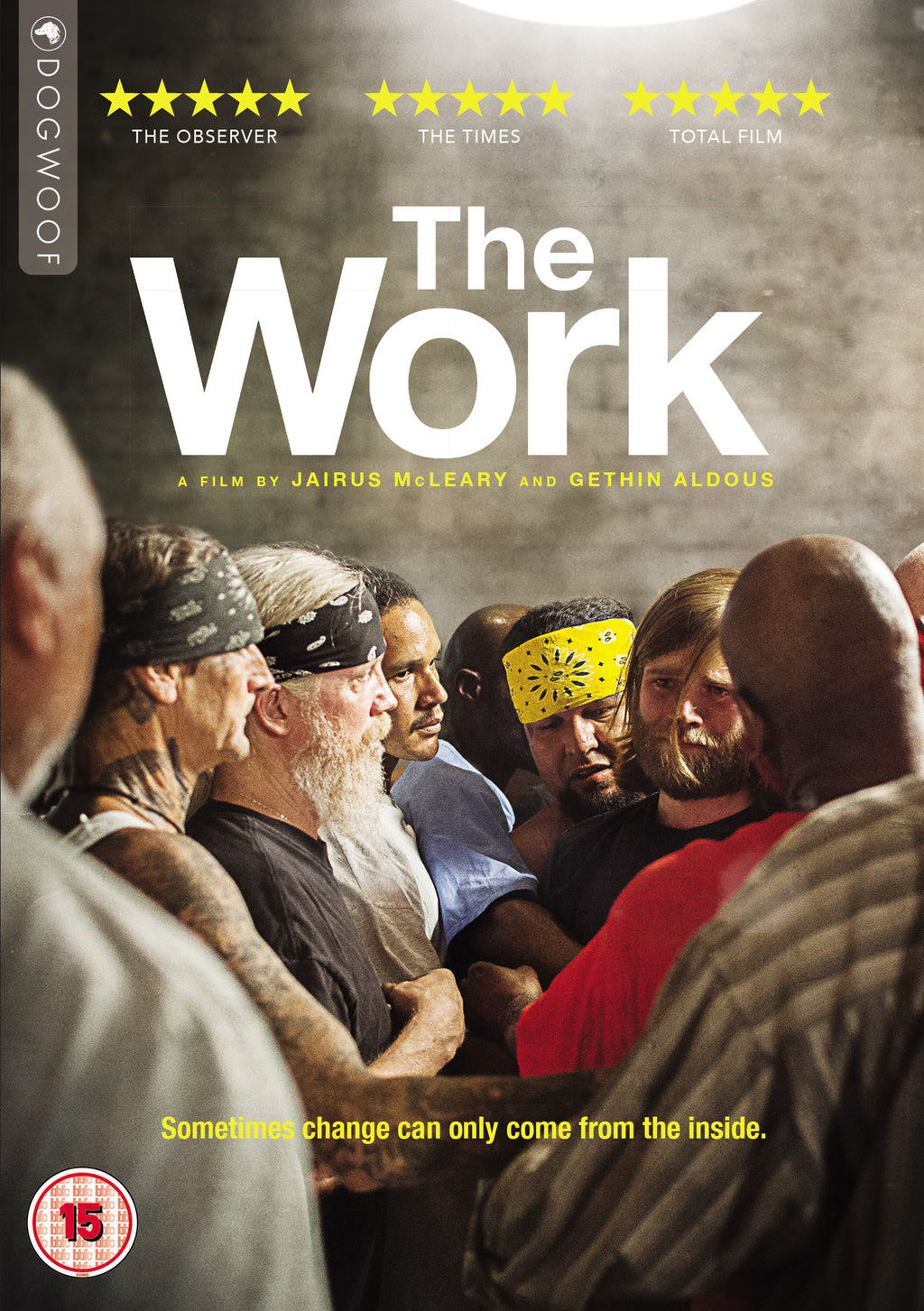 The Work DVD