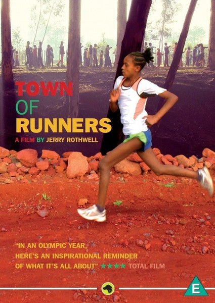 Town of Runners DVD
