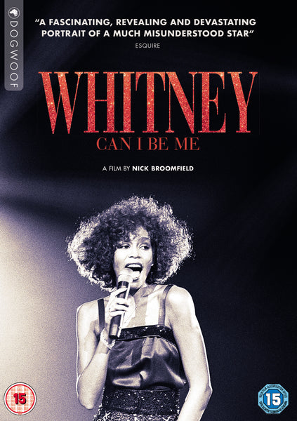 Whitney 'Can I Be Me' DVD