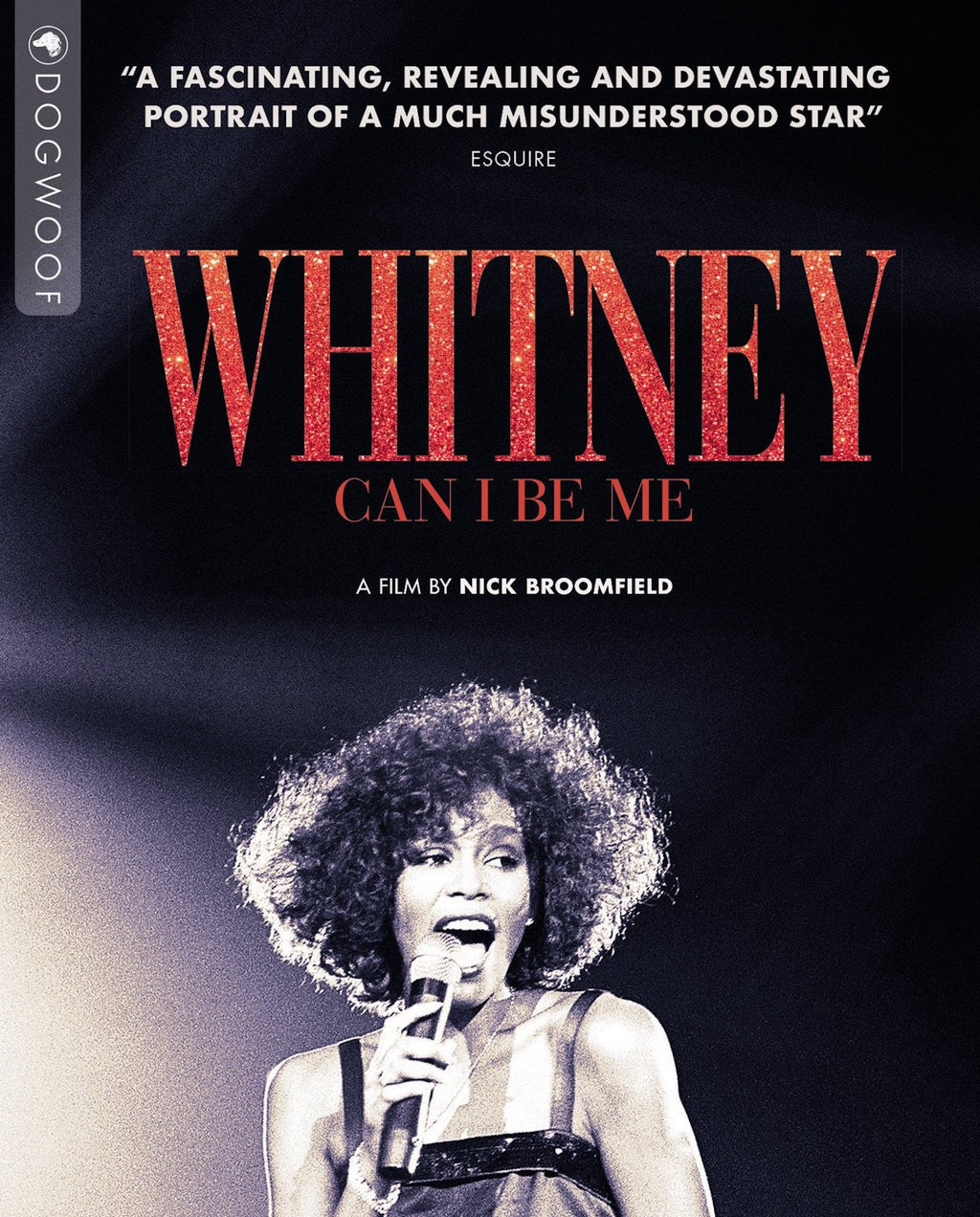 Whitney 'Can I Be Me' Blu-ray