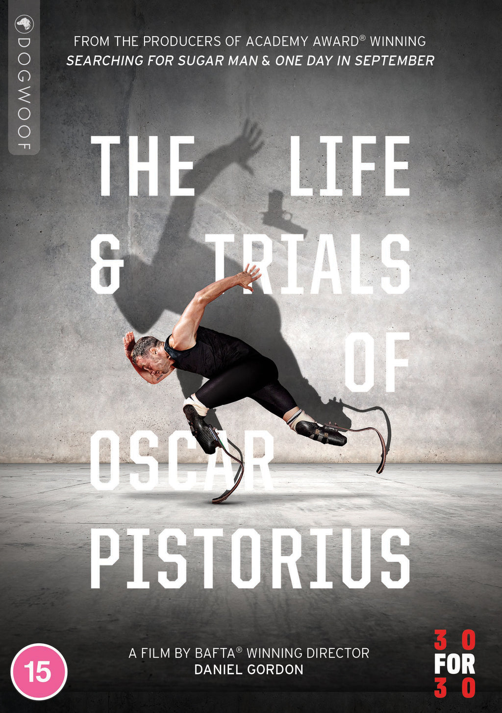 The Life and Trials of Oscar Pistorius DVD