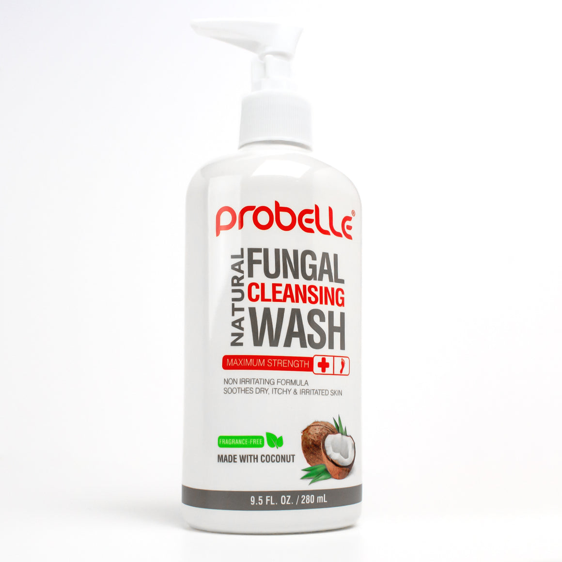 Natural Fungal Cleansing Wash, Original