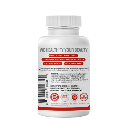 Nail, Hair, & Skin Extra Strength Multivitamin