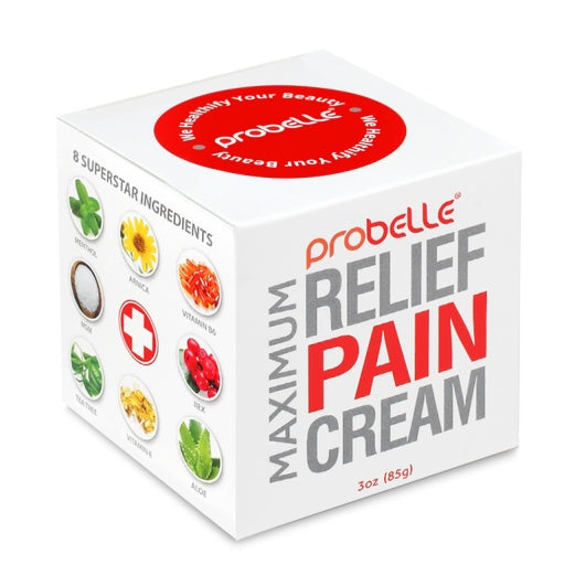 Maximum Relief Pain Cream