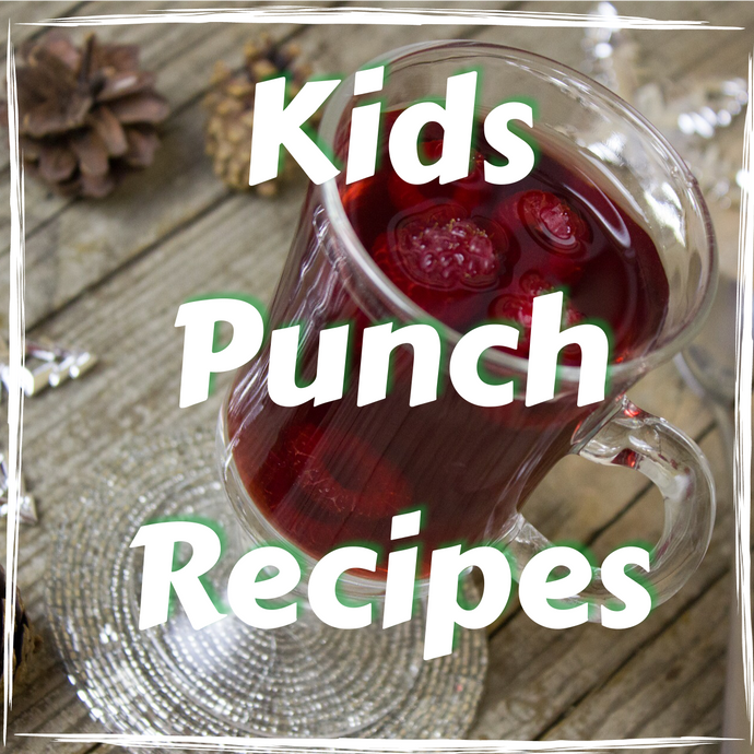 Kids Christmas Punch Recipes