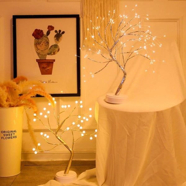 Premium Tabletop Tree Lamp | 36 warm white | www.myesoko.com
