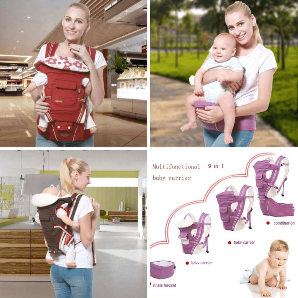 Baby Hip-Seat Carrier - Baby Carrier
