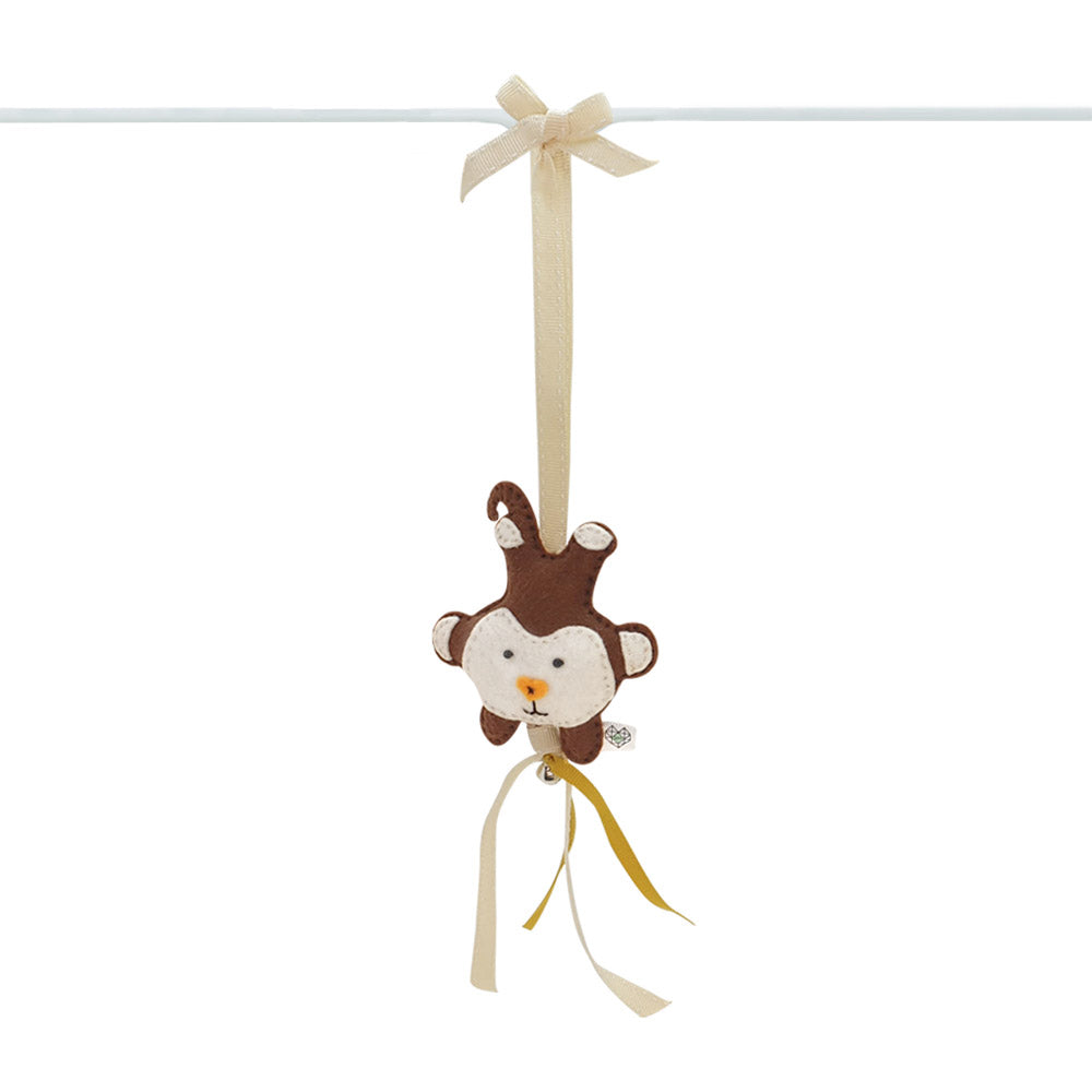 Heartfelt Dingle Dangle - Monkey