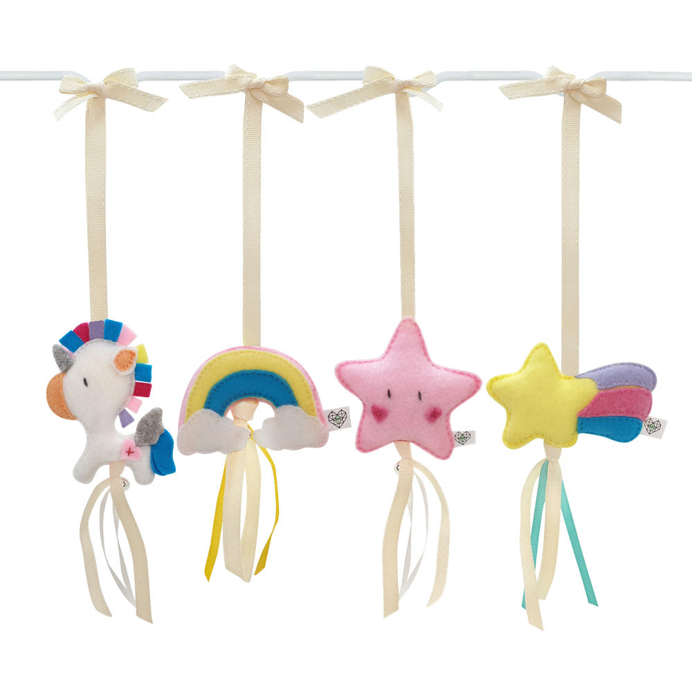 Heartfelt Dingle Dangle Set - Starlight