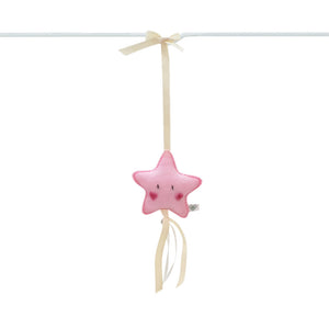 Heartfelt Dingle Dangle - Star (Pink)