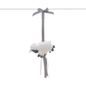 Heartfelt Dingle Dangle - Lamb (White)