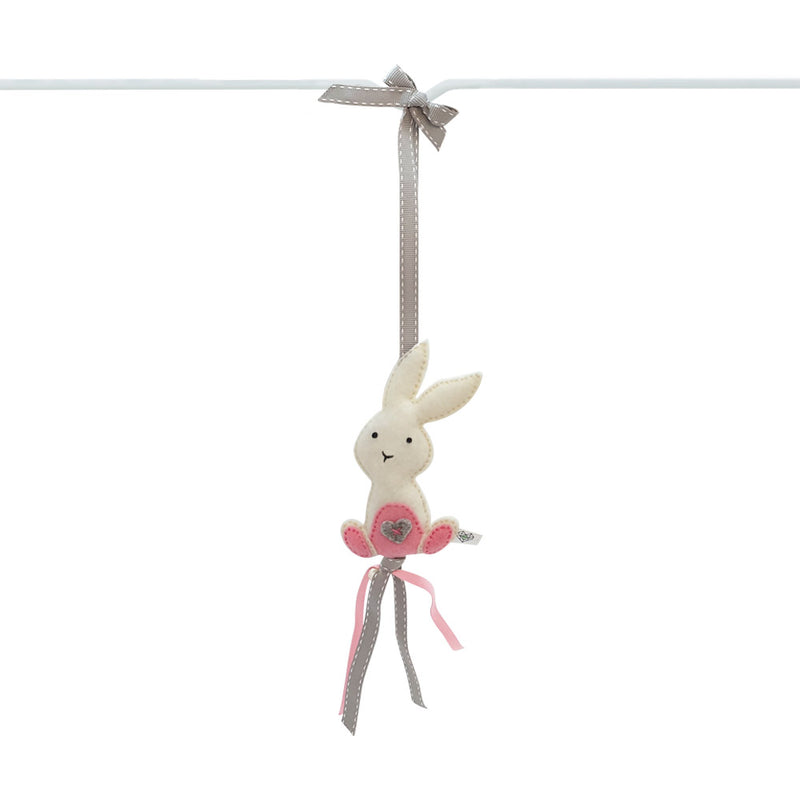 Heartfelt Dingle Dangle - Bunny (Pink)