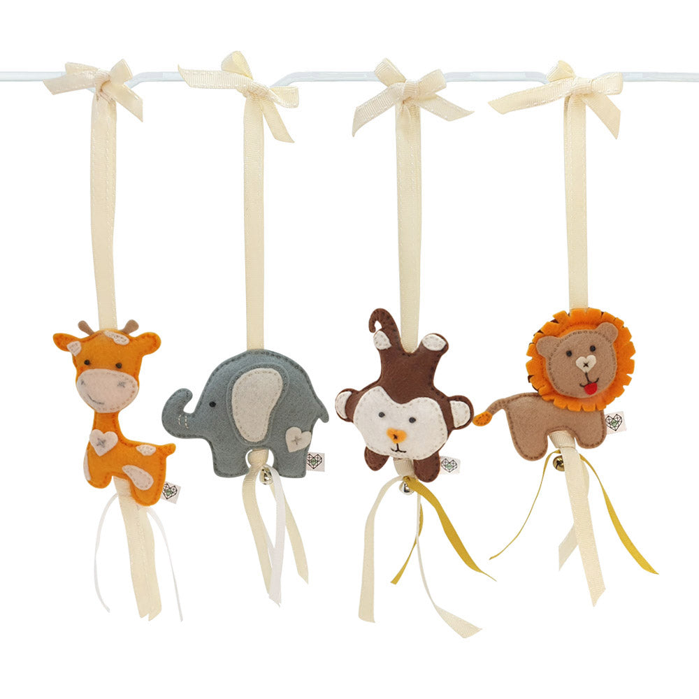 Heartfelt Dingle Dangle Set - Bushveld Babies