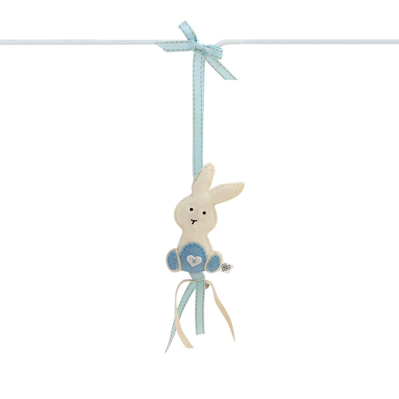 Heartfelt Dingle Dangle - Bunny (Blue)