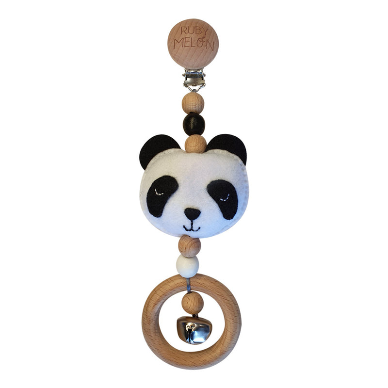 Heartfelt Travel Dangle - Panda
