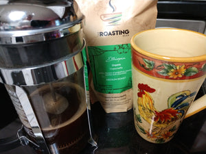 Thank you Scott W. for sharing your home experience with the Roasting Bean