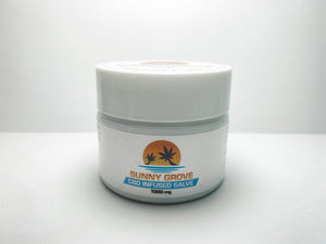 CBD Salve: 1000 mg Full Spectrum Hemp Topical