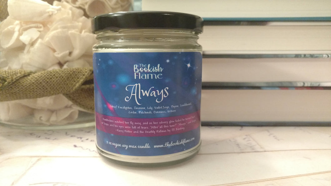 Always 9 oz Soy Candle