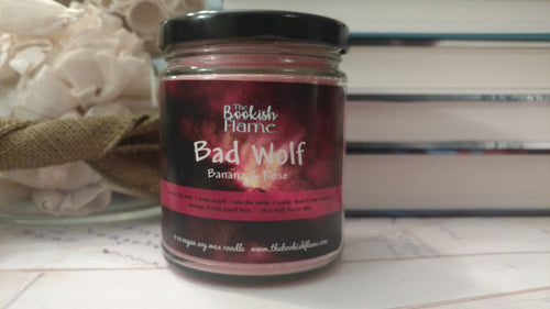 Bad Wolf 9 oz Soy Candle