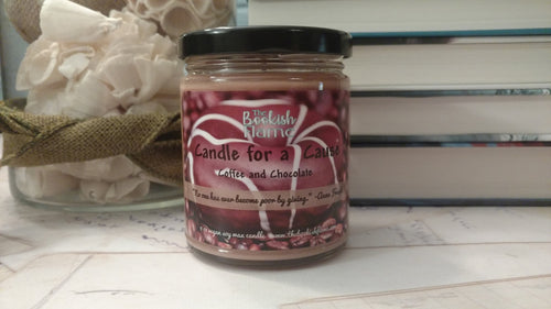 Candle for a Cause 9 oz Soy Candle | Donate | Charity