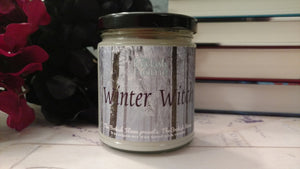 Winter Witch | 9 oz Jar | Woodwick Soy Candle