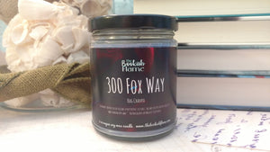 300 Fox Way 9 oz. Soy Candle