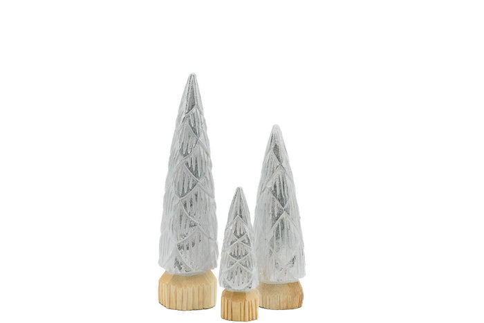 Christmas tree (set of 3)