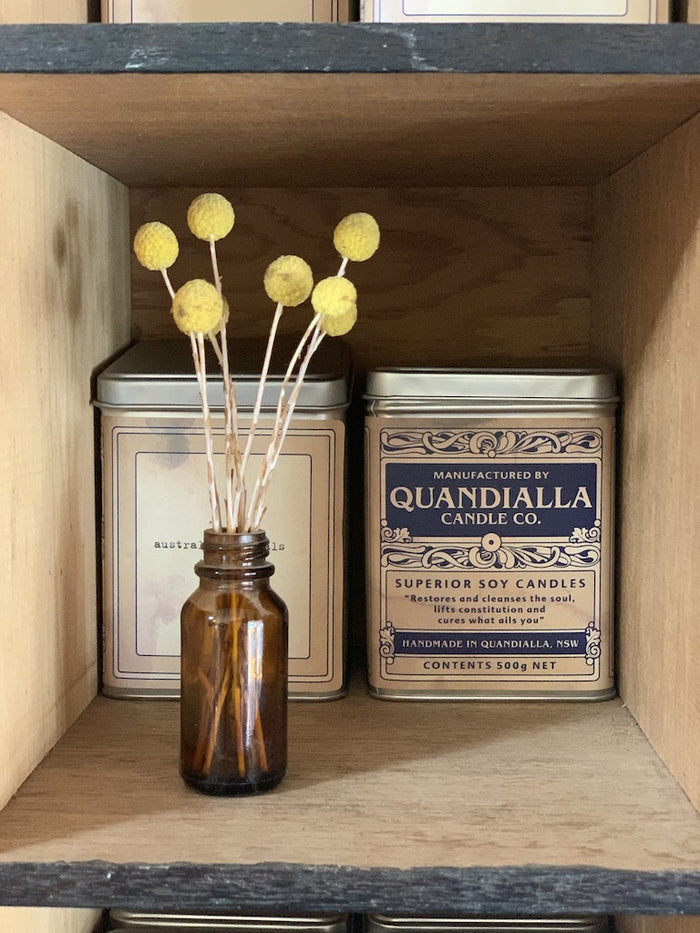 quandialla candle tins - small