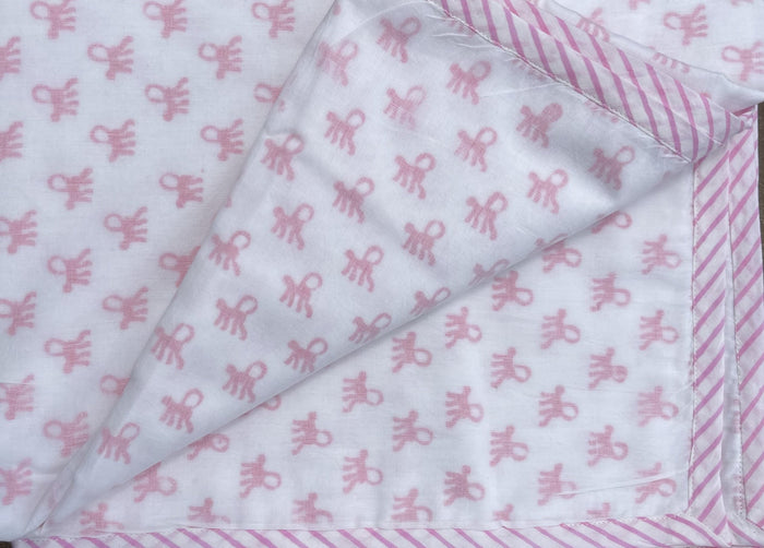 baby cotton dohar/blanket