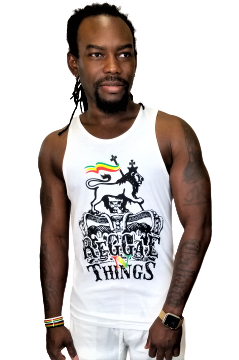 ReggaeNThings Logo Tank Top