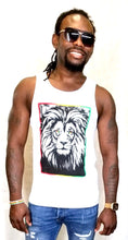 Load image into Gallery viewer, RasLion Men Tank Top