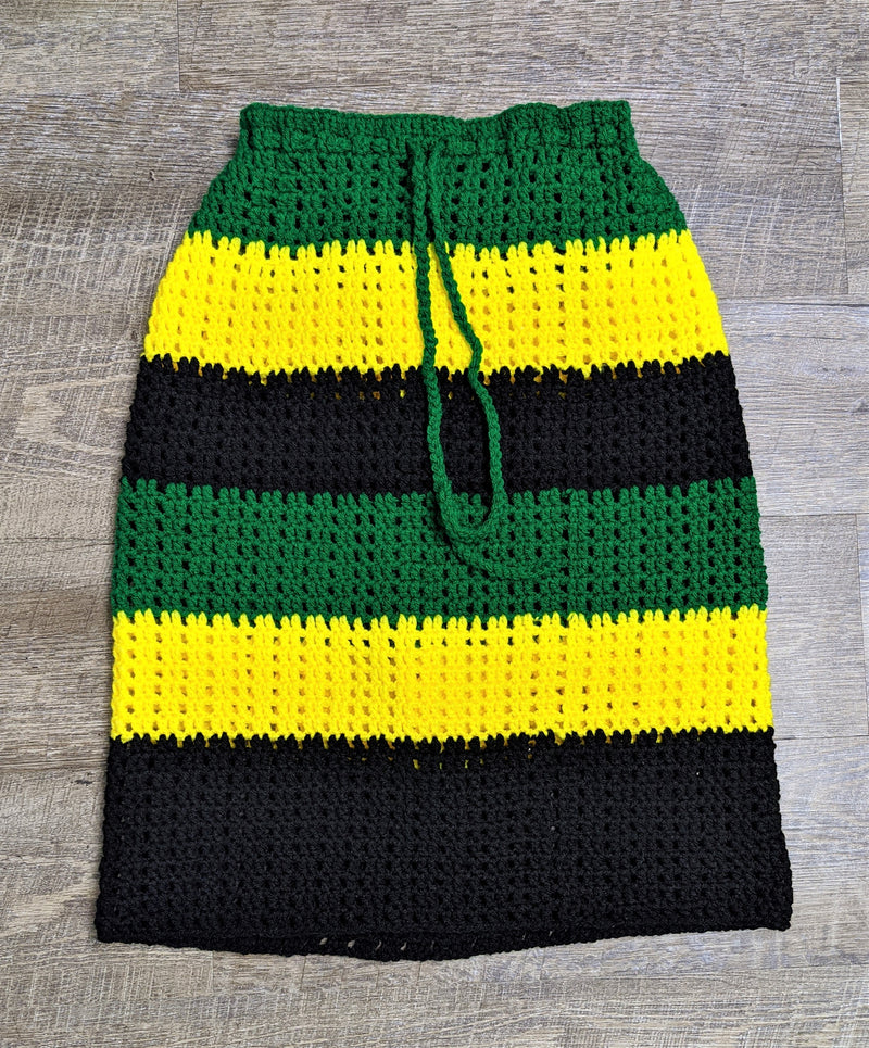 Knitted Skirts & Shorts