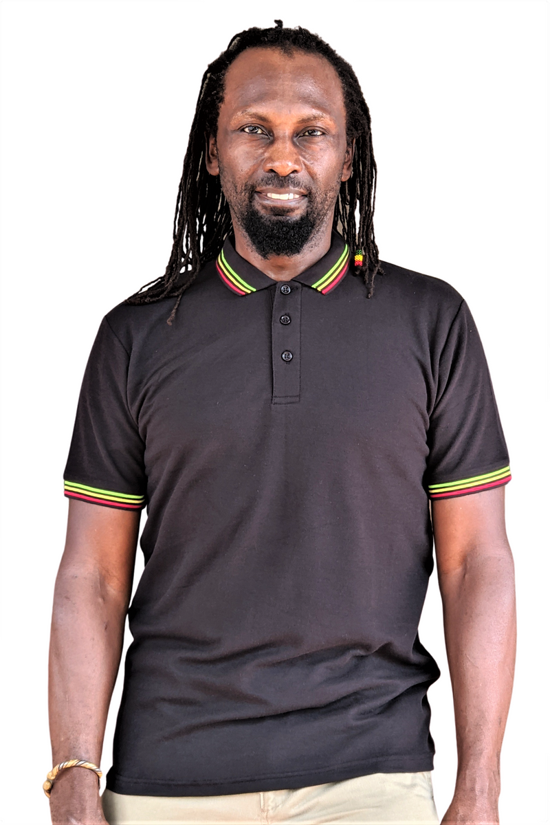 Reggaenthings Rasta Polo