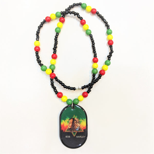 Bob Marley Necklaces
