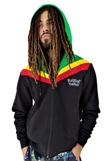 Reggaenthings Rasta Jacket