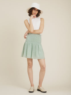 STORM & MARIE Theresa Skirt Skirt 438 Quiet Green