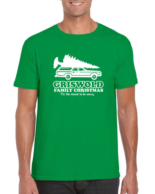 """Griswold Family Christmas"" Christmas Holiday Lampoon Inspired T-Shirt"