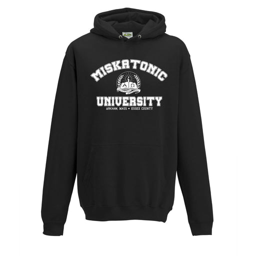 Miskatonic University Cthulhu Lovecraft Inspired Book Hoodie S-XXL