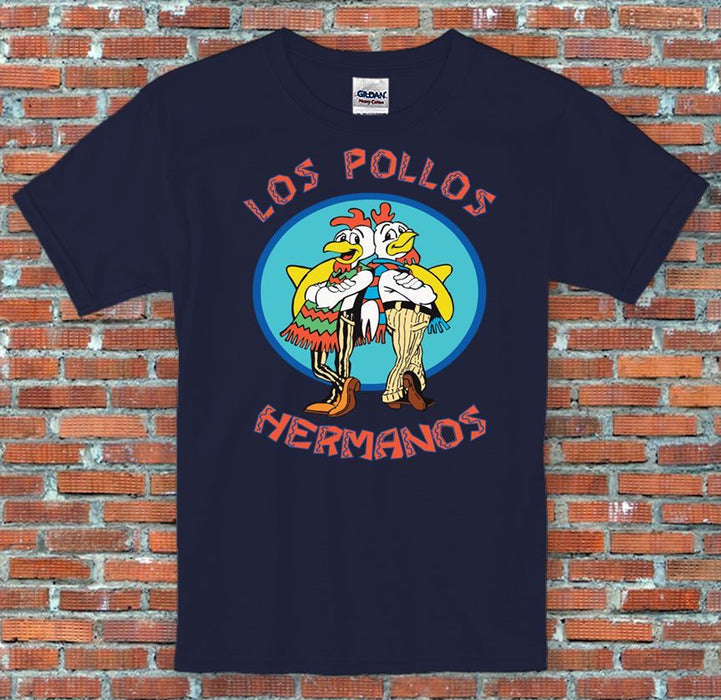 """Los Pollos""Breaking Bad, T-Shirt S-2XL"