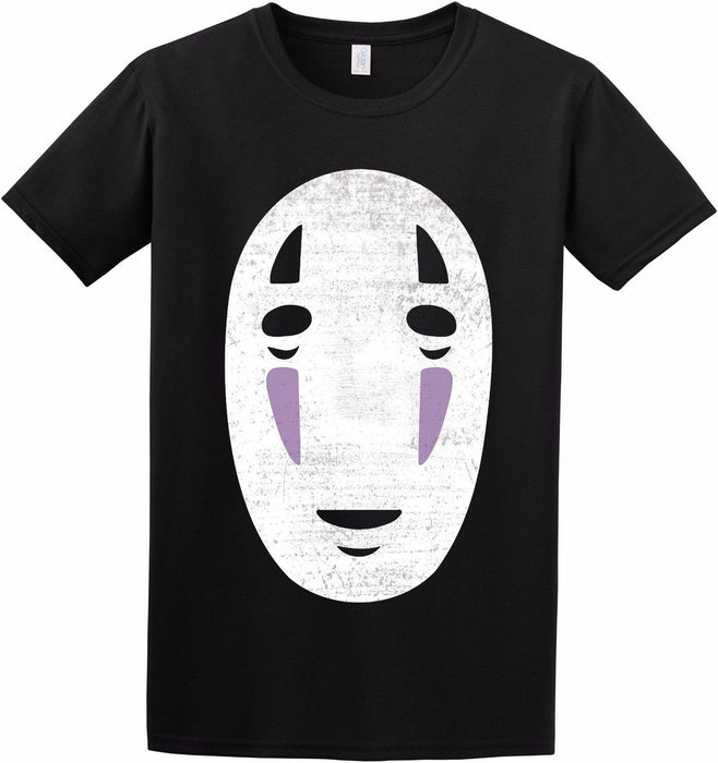 No Face Spirited Away Studio Ghibli Anime Kids Adult Movie Film Inspired T-Shirt