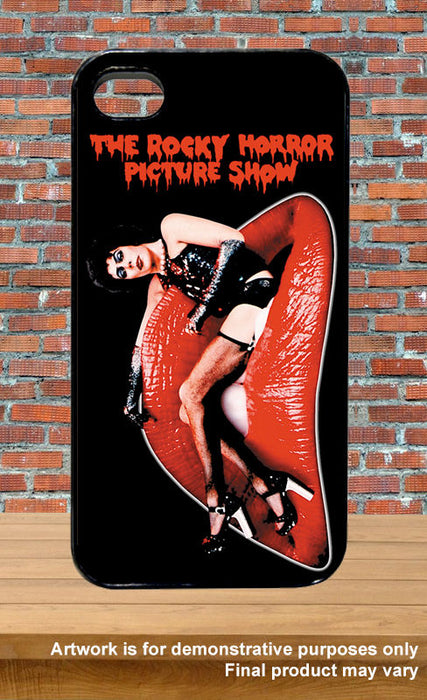 Rocky Horror Picture Show Dr Frank-N-Furter Inspired Phone Covers iPhone 4/5/5s