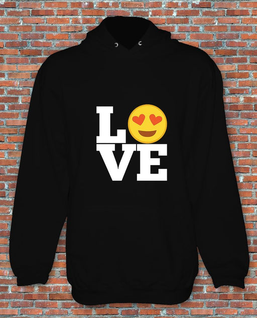 Emoji Love messenger facebook instagram inspried hoodie S-2XL