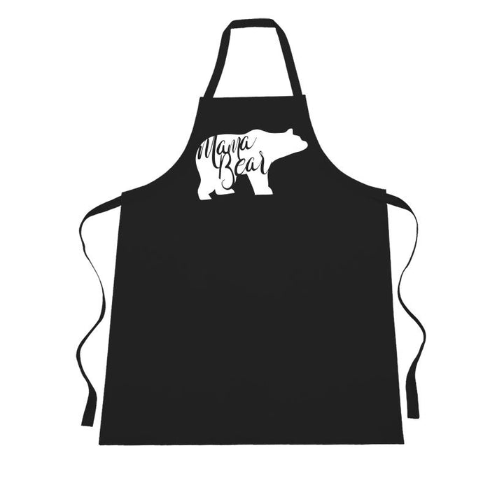 Mama Bear cute tribe Mother's day Gift apron