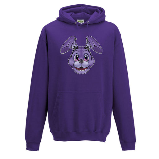 Bonnie FNAF Five Nights Game Inspired Adults Kids Hoodie