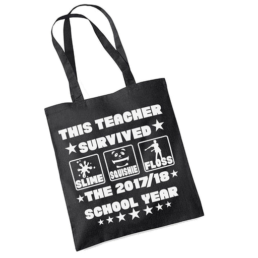 This Teacher Survived The 2017/18 School Year Funny Teaching leavers Gift Bag