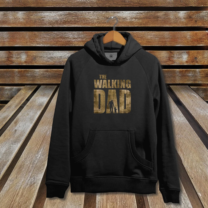 The Walking Dad Hoodie - The Walking Dead Parody TV Show Video Game
