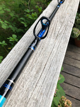 "Tuna Jigging Mermaid 7'6"" Rod MMT-03"