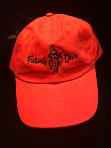 FISHING DIVA HATS