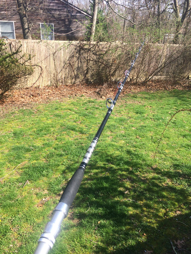 MTK Custom 7' Conventional Carbon Fiber Rod CB-7-01